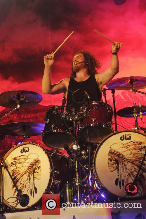 Black Stone Cherry and John Fred Young 2
