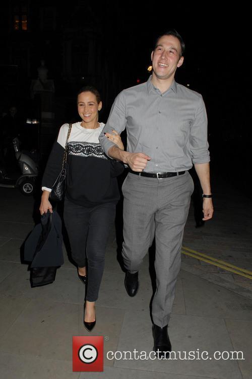 Rachel Stevens and Alex Bourne 2