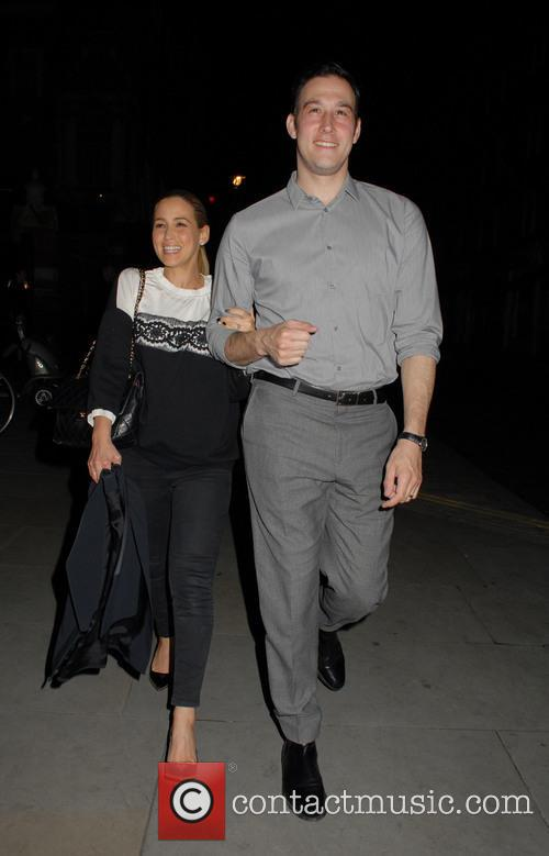 Rachel Stevens and Alex Bourne 4