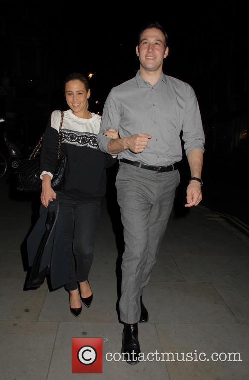 Rachel Stevens and Alex Bourne 5