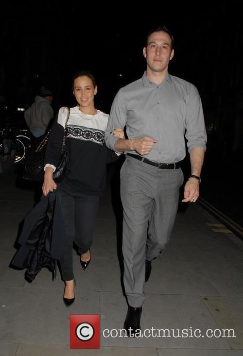 Rachel Stevens and Alex Bourne 7