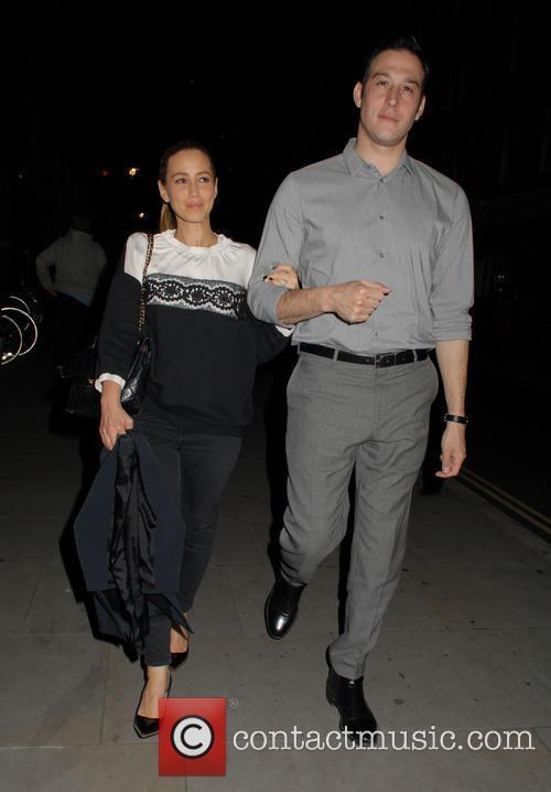 Rachel Stevens and Alex Bourne 8