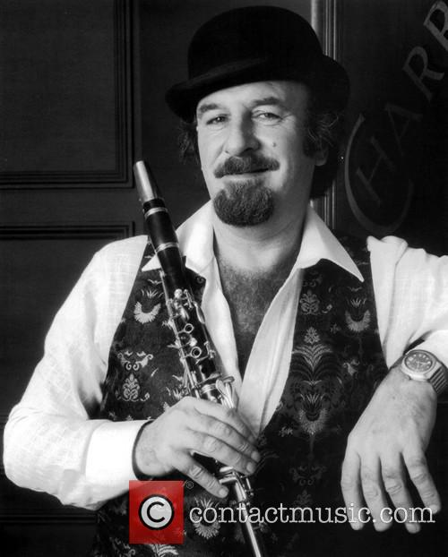 Portrait of Acker Bilk