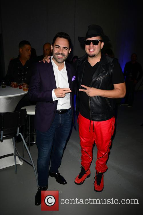 Enrique Santos and Maffio 1