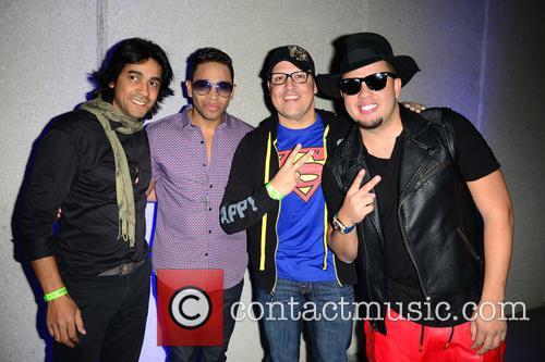 Fiyah, Henry Santos, Raul Gonzalez and Maffio 1