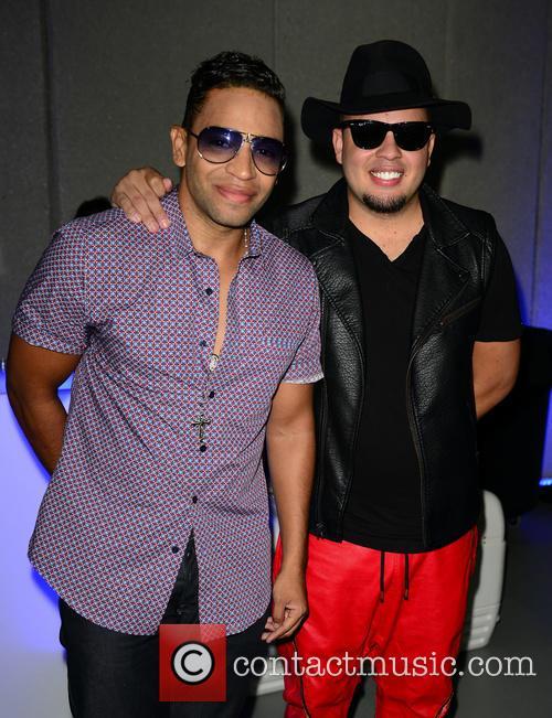 Henry Santos and Maffio 2