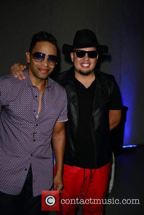 Henry Santos and Maffio 1