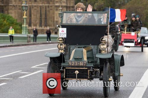 Bonhams London to Brighton Veteran Car Run 2014