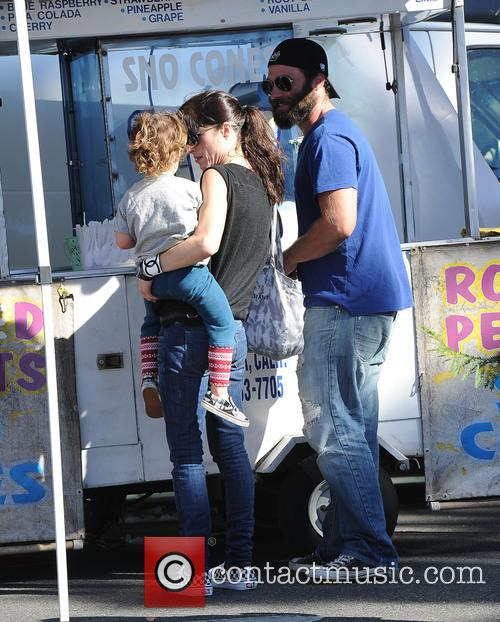 Selma Blair, Jason Bleick and Arthur Bleick 9