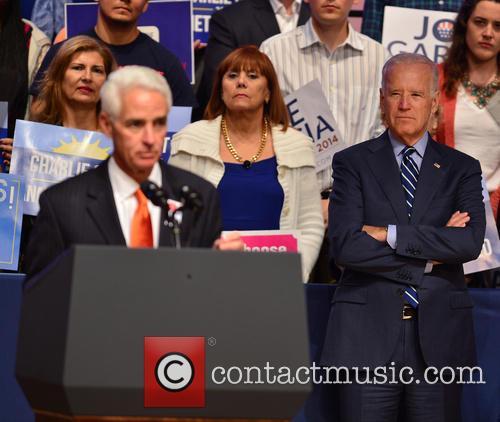 Charlie Crist and U.s. Vice President Joe Biden 5