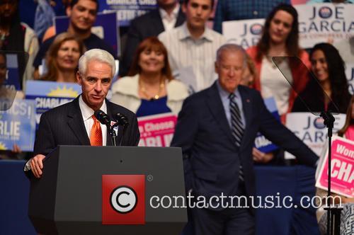 Charlie Crist and U.s. Vice President Joe Biden 6