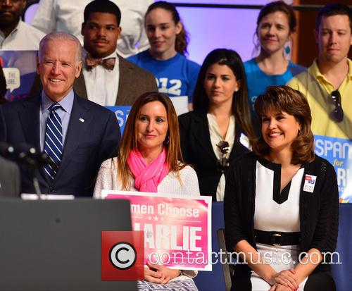 Joe Biden, Carole Crist and Annette Taddeo 2