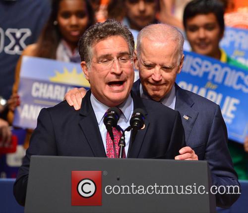 Joe Garcia and U.s. Vice President Joe Biden 4
