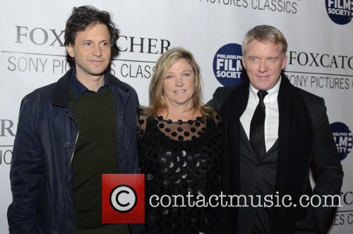 Bennett Miller, Nancy Schultz and Anthony Michael Hall