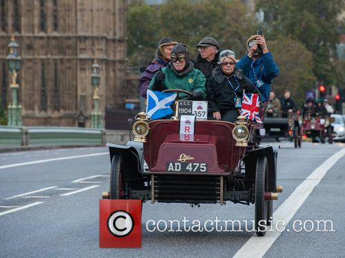 Bonhams London to Brighton Veteran Car Run.