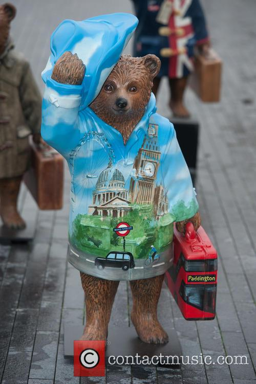 Paddington Trail Photocall