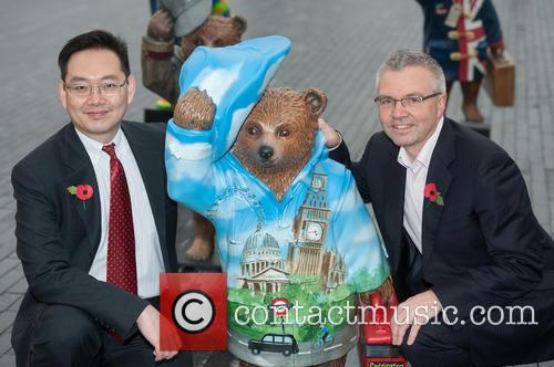 David Chan, Ceo Of Barclaycard Europe, Peter Walness and Ceo Of Nspcc 1