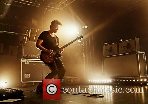 Royal Blood and Mike Kerr 4