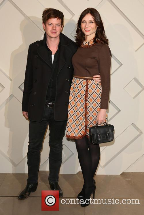 Richard Jones and Sophie Ellis Bextor 5