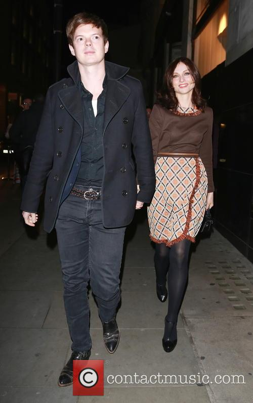Sophie Ellis Bextor and Richard Jones 3