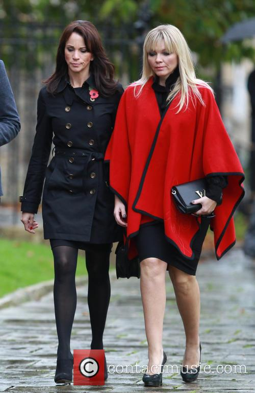Andrea Mclean and Kate Thornton 2