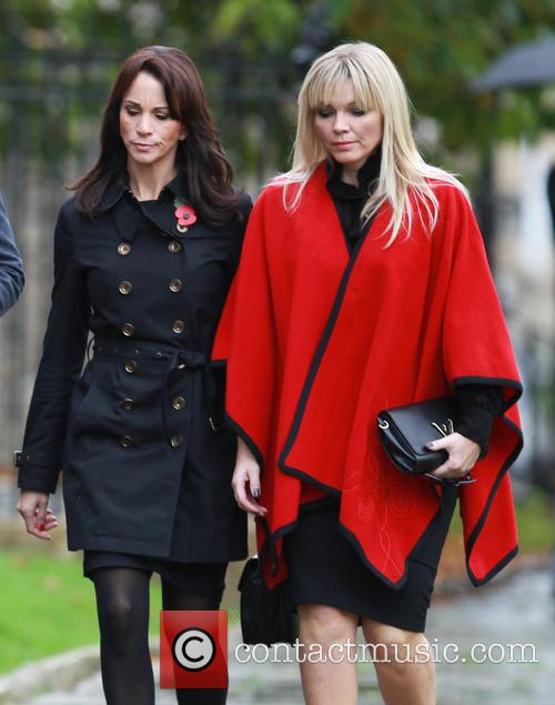 Andrea Mclean and Kate Thornton 3