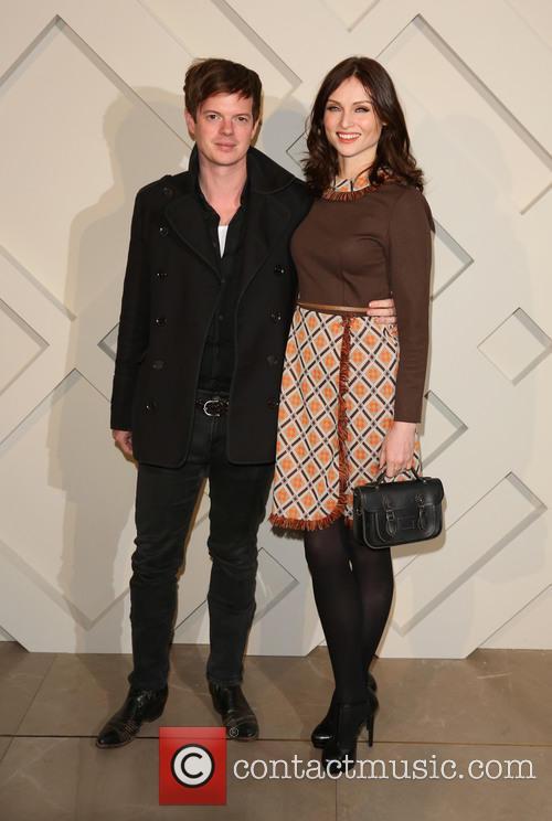 Richard Jones and Sophie Ellis Bextor 2