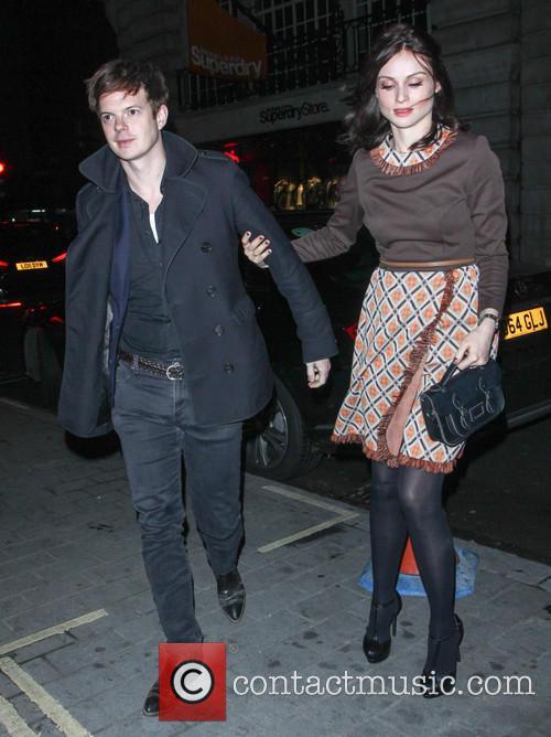Richard Jones and Sophie Ellis-bextor 3