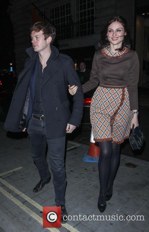 Richard Jones and Sophie Ellis-bextor 1