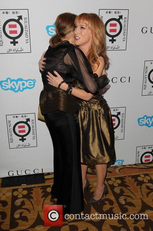 Gloria Steinem and Kathy Griffin 2