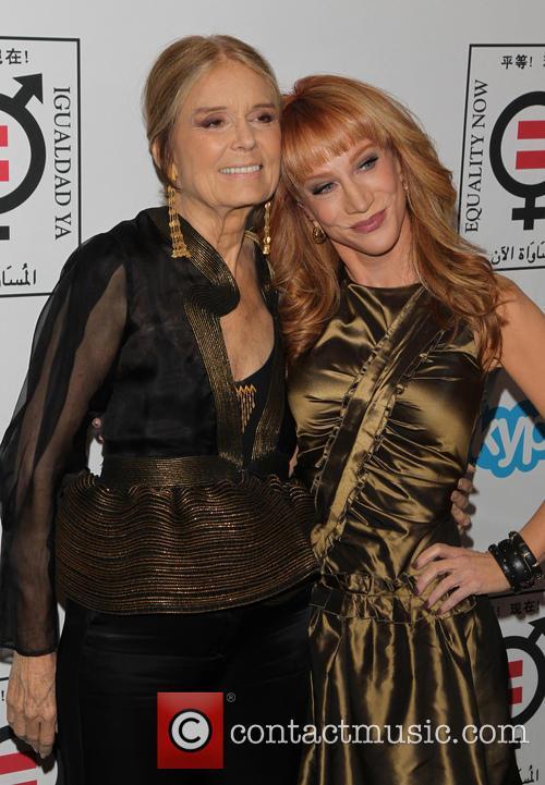 Gloria Steinem and Kathy Griffin 3