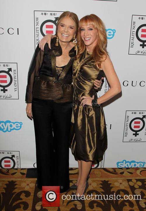 Gloria Steinem and Kathy Griffin 1