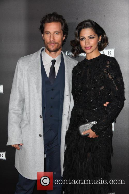 Matthew Mcconaughey and Camila Alves 3