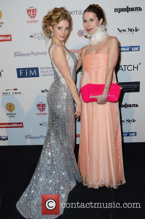 Niina Golikova and Julie Demchenko 2