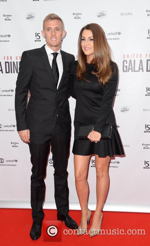Darren Fletcher and Hayley Grice 2