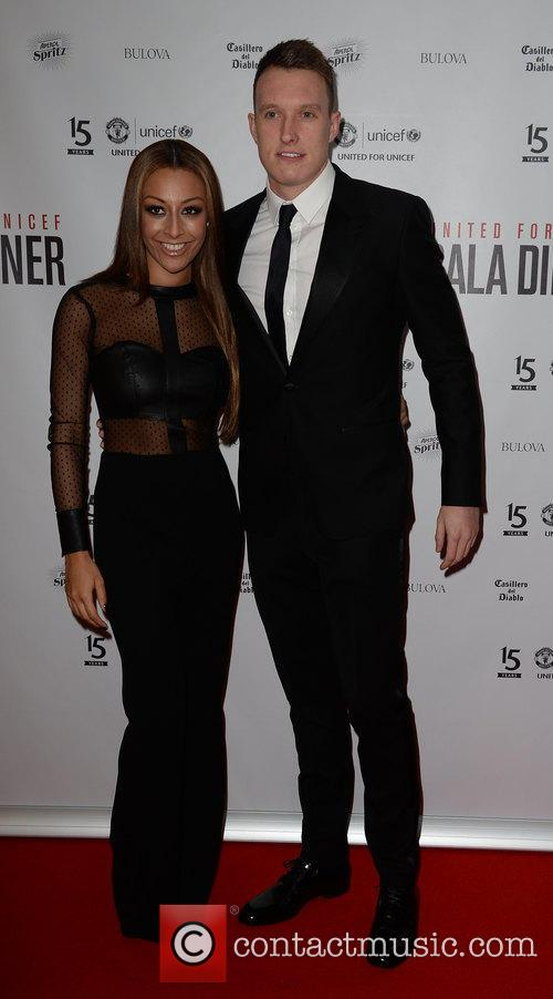 Phil Jones and Kaya Hall 1