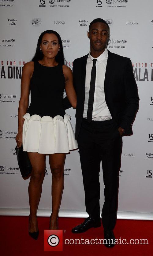 Tyler Blackett and Naomi Thomas 9