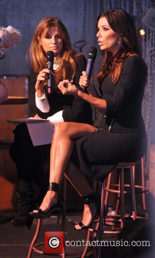 Jemima Khan and Eva Longoria 5