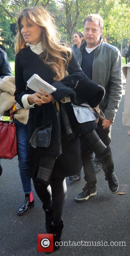 Jemima Khan and Matthew Freud 7