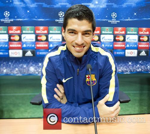 Luis Suarez 6