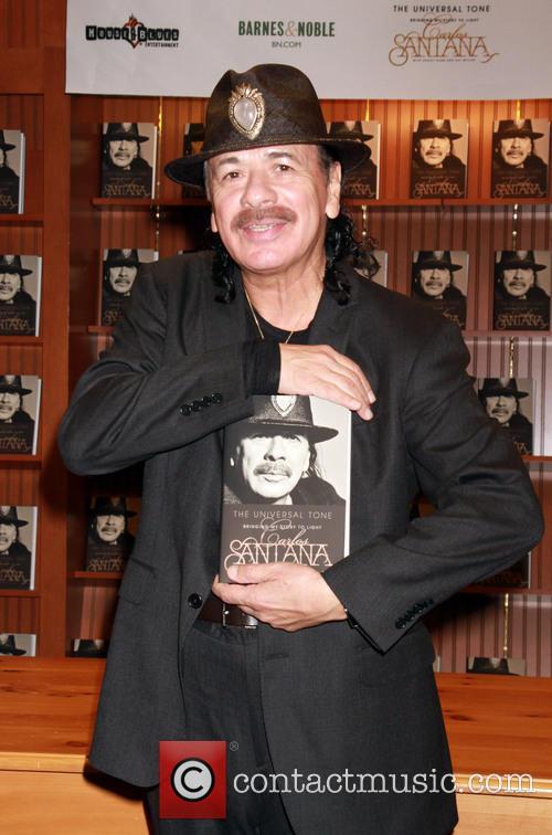 Carlos Santana 3