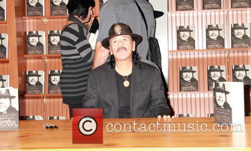 Carlos Santana 7