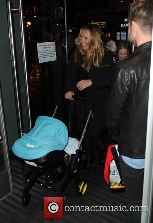 Claire Sweeney and Jaxon Reilly 2