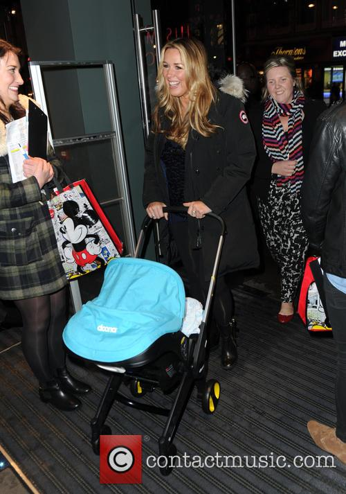 Claire Sweeney and Jaxon Reilly 4