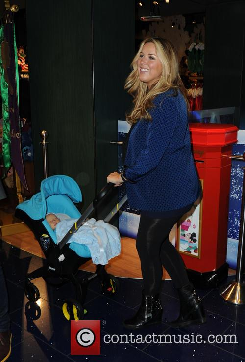 Claire Sweeney and Jaxon Reilly 1