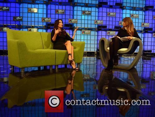 Eva Longoria and Jemima Khan 9
