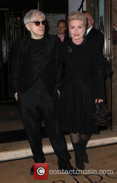 Chris Stein and Deborah Harry 1