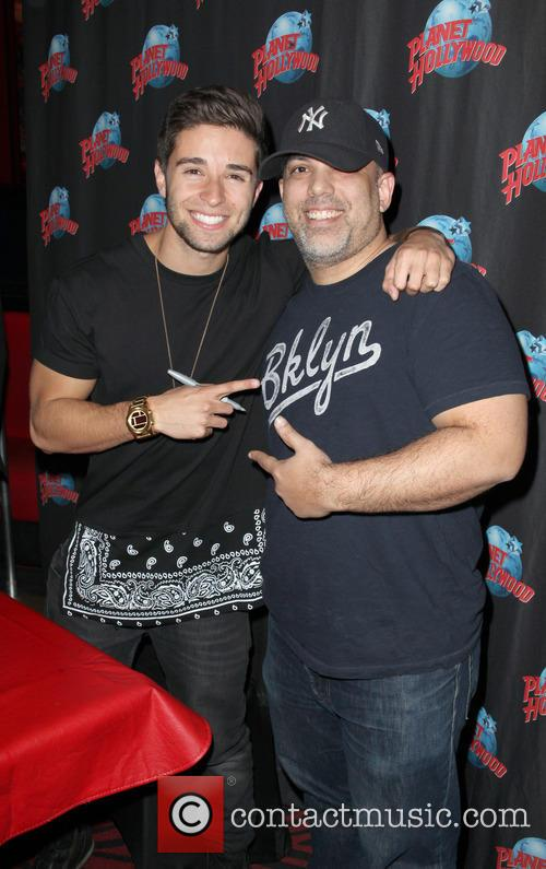 Jake Miller and Carlton Anderson 2