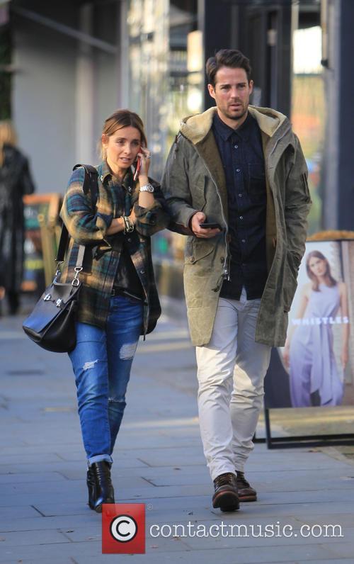 Jamie Redknapp and Louise Redknapp 2