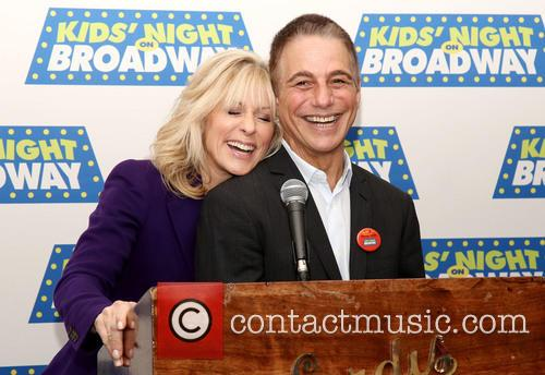 Judith Light and Tony Danza 2